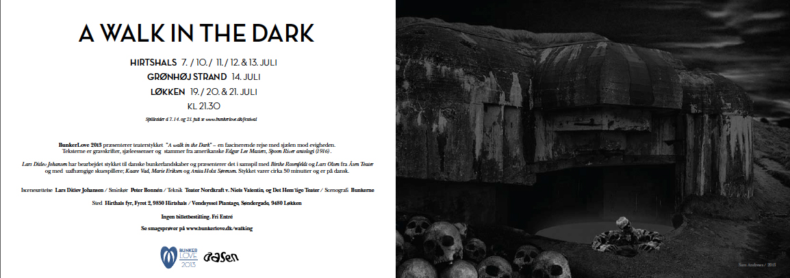 awalkinthedark flyer